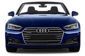 Audi A5 Cabriolet Frontalansicht