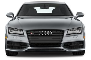 Audi S7 Sportback (neues Modell) Frontalansicht
