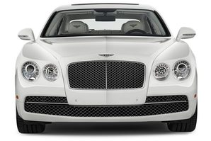 Bentley Flying Spur Frontalansicht