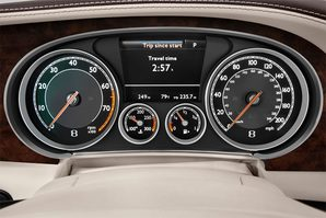 Bentley Flying Spur Armaturentafel