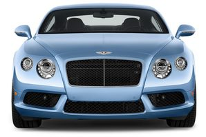 Bentley Continental GT Frontalansicht