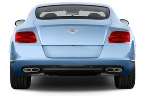 Bentley Continental GT Heckansicht