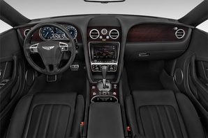 Bentley Continental GT Convertible Armaturentafel