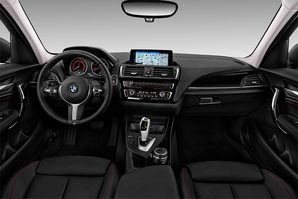 BMW 1er Armaturentafel