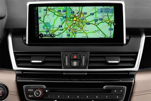 BMW 2er Gran Tourer Audioanlage