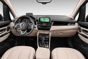 BMW 2er Gran Tourer Armaturentafel