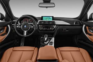 BMW 3er Touring Armaturentafel