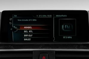 BMW 3er Touring Audioanlage