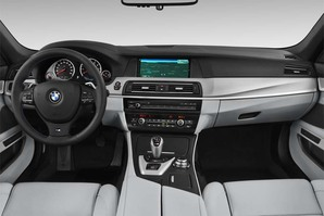 BMW M5 Armaturentafel
