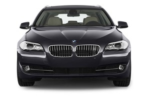 BMW 5er Touring M-Performance Frontalansicht