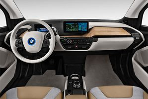 BMW i3 Armaturentafel