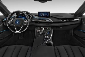 BMW i8 Armaturentafel
