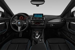 BMW M2  Armaturentafel