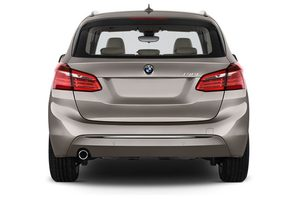 BMW 2er Active Tourer Plug-in-Hybrid Heckansicht