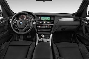 BMW X3 Armaturentafel