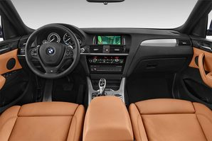 BMW X4 Armaturentafel