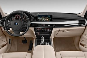 BMW X5 Plug-in-Hybrid Armaturentafel