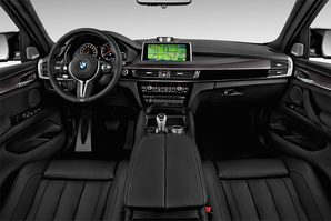 BMW X6 M Armaturentafel