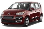 Citroen C3 Picasso Sondermodell Color Selection