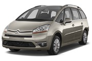 Citroen Grand C4 Picasso Sondermodell Selection