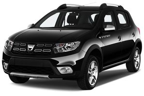 dacia sandero stepway neuwagen 2018 mit hohem rabatt kaufen. Black Bedroom Furniture Sets. Home Design Ideas