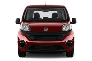 Fiat Qubo Frontalansicht