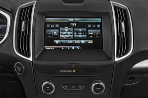 Ford Edge Audioanlage