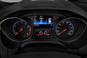 Ford Focus RS Armaturentafel