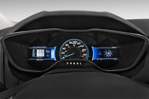 Ford Focus Electric Armaturentafel