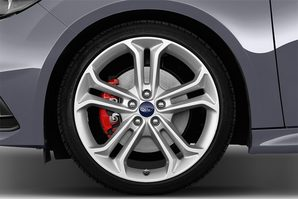 Ford Focus ST Radkappe
