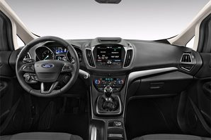 Ford Grand C-Max Armaturentafel