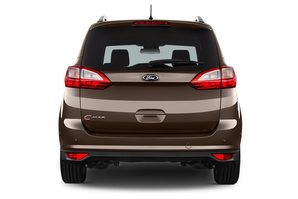 Ford Grand C-Max Heckansicht