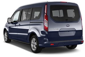 Ford Grand Tourneo Connect schräge Heckansicht