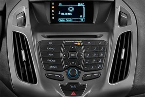Ford Grand Tourneo Connect Audioanlage