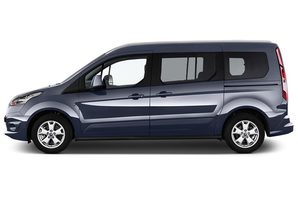 Ford Grand Tourneo Connect Seitenansicht