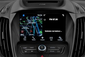 Ford Kuga Audioanlage