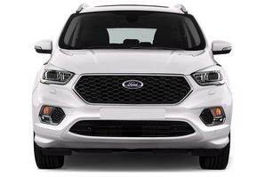 Ford Kuga Vignale Frontalansicht