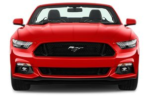 Ford Mustang Convertible Frontalansicht