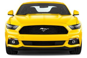 Ford Mustang Fastback Frontalansicht