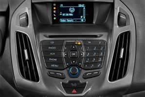 Ford Tourneo Connect Audioanlage
