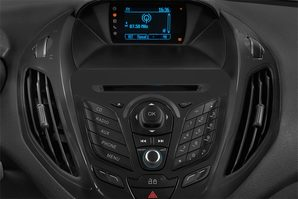 Ford Tourneo Courier Audioanlage