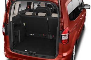 Ford Tourneo Courier Kofferraum