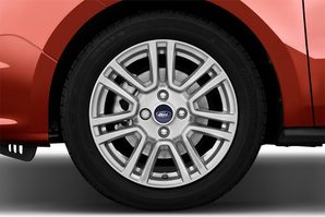 Ford Tourneo Courier Radkappe