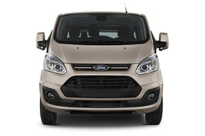 Ford Tourneo Custom Frontalansicht