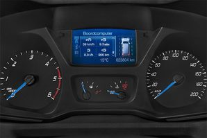 Ford Tourneo Custom Armaturentafel
