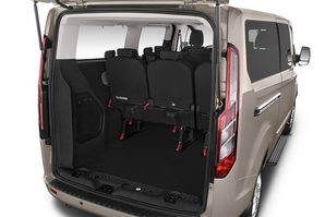 Ford Tourneo Custom Kofferraum