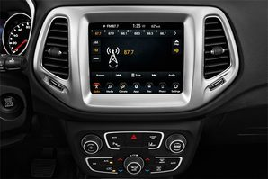Jeep Compass Audioanlage