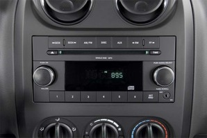 Jeep Patriot Audioanlage
