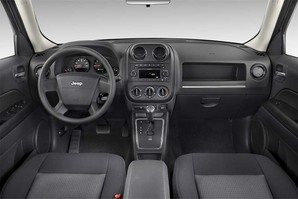 Jeep Patriot Armaturentafel