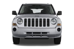 Jeep Patriot Frontalansicht